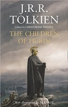 کتاب The Children of Hurin Hardcover