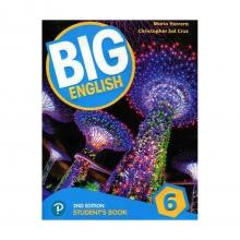 کتاب Big English 2nd 6 SB+WB+CD