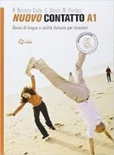 کتاب ایتالیایی Nuovo Contatto, Vol. A1 چاپ سیاه سفید