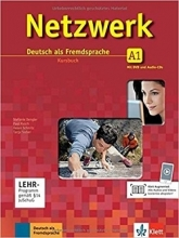 کتاب Netzwerk A1 Kursbuch und Arbeitsbuch mit CD