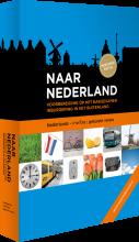 کتاب زبان هلندی نار ندرلند Naar Nederland سیاه سفید