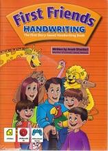 فرست فرندز هند رایتینگ First Friends Handwriting+ CDکتاب اموزش زبان کودکان خردسالان
