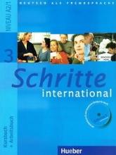 کتاب آلمانی شریته اینترنشنال قدیمی Schritte International 3