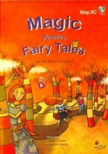 كتاب مجیک فونیکس Magic phonics: step 9C fairy tales
