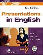 کتاب پرزنتیشن این انگلیش Presentations in English