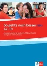 کتاب SO GEHT'S NOCH BESSER A2/B1