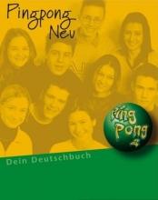 کتاب آلمانی Pingpong Neu 2 Lehrbuch+Arbeitsbuch Deutsch als Fremdsprache