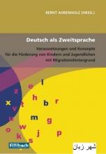 کتاب آلمانی Deutsch als Zweitsprache Voraussetzungen und Konzepte für die Förderung von Kindern und Jugendlichen