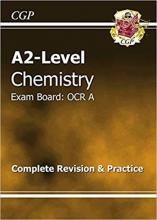 کتاب ای 2 لول چمستری A2-Level Chemistry OCR A Complete Revision & Practice
