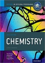 کتاب آکسفورد آی بی دیپلوما پروگرام چمیستری Oxford IB Diploma Program Chemistry: Course Companion