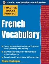 کتاب پرکتیس میک پرفکت Practice Make Perfect: French Vocabulary