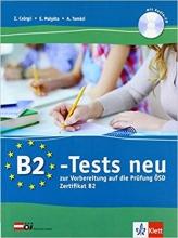 کتاب آلمانی B2-Tests neu + CD