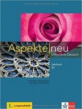 کتاب آلمانی Aspekte neu B2 mittelstufe deutsch lehrbuch + Arbeitsbuch mit audio-cd DVD