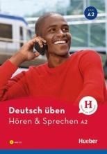 کتاب آلمانی Deutsch Uben: Horen & Sprechen A2 NEU - Buch & CD