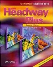 كتاب نیو هیدوی پلاس المنتری  New Headway Plus Elementary