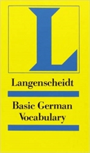 کتاب آلمانی Langenscheidts Grundwortschatz Deutsch: Basic German Vocabulary