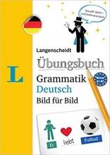کتاب آلمانی Langenscheidt Uebungsbuch Grammatik Deutsch Bild fuer Bild