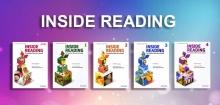 مجموعه پنج جلدی اینساید ریدینگ ویرایش دوم New Inside Reading with cd 2edition سایز کوچیک