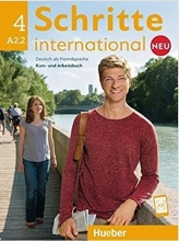 کتاب آلمانی Schritte International Neu A2.2