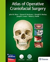 کتاب اطلس آف اوپریتیو کرینیوفیشال سرجری Atlas of Operative Craniofacial Surgery