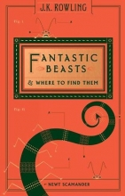 کتاب فانتاستیک بیست Fantastic Beasts and Where to Find Them