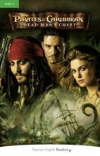 کتاب پایریتز آف د کارائیبین Pirates of the Caribbean Dead Man s Chest