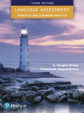 کتاب Language Assessment Principles and Classroom Practices