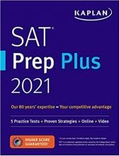 کتاب اس ای تی پرپ پلاس SAT Prep Plus 2021