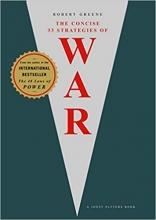 كتاب داستان کونسایز 33 استراتژیز  آف وار The Concise 33 Strategies Of War