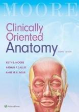 کتاب کلینیکالی اورینتد آناتومی Clinically Oriented Anatomy رنگی