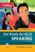 کتاب Collins Get Ready for IELTS Speaking