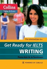 کتاب Collins Get Ready for IELTS Writing