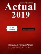 كتاب آیلتس ریدینگ اکچوال IELTS Reading Actual 2019 - Academic