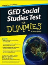 کتاب جی ای دی سوشال استادیز تست فور دامیز GED Social Studies Test For Dummies