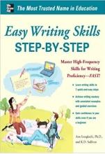 کتاب ایزی رایتینگ اسکیلز اسپت بای استپ Easy Writing Skills Step by Step