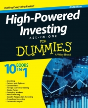 کتاب های پاورد اینوستینگ High powered Investing ALL IN ONE For Dummies