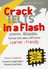 کتاب Crack IELTS in a flash general reading