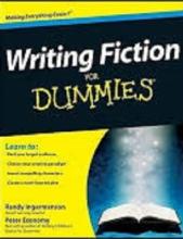 کتاب رایتینگ فیکشن فور دامیز Writing Fiction For Dummies