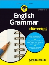 کتاب انگلیش گرامر فور دامیز English Grammar For Dummies