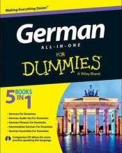 خرید کتاب جرمن German All in One For Dummies 5 Books in 1
