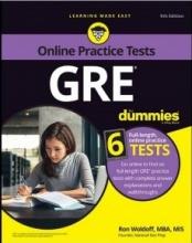 کتاب آنلاین پرکتیس تست جی آر ای فور دامیز Online Practice Tests GRE For Dummies