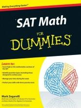 کتاب اس ای تی مت فور دامیز SAT Math For Dummies