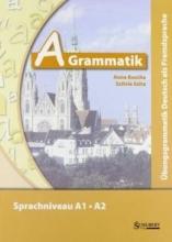 کتاب A-Grammatik: Übungsgrammatik Deutsch als Fremdsprache, Sprachniveau A1/A2