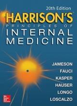 کتاب هاریسون پرینسیپلز آف اینترنال مدیسین Harrison's Principles of Internal Medicine, Twentieth Edition 20th Edition
