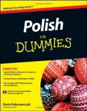 کتاب لهستانی پولیش فور دامیز Polish For Dummies