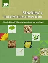 کتاب استوکلی هربال مدیسینز اینتراکشنز Stockley's Herbal Medicines Interactions 1st Edition2009