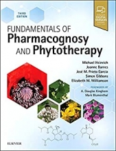 کتاب فاندامنتالز آف فارماکوگنوزی Fundamentals of Pharmacognosy and Phytotherapy, 3rd Edition2018