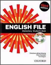 کتاب English File Elementary Student Book 3rd