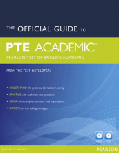 کتاب The Official Guide to the Pearson Test of English(PTE)Academic