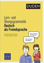 کتاب آلمانی Duden Ubungsbucher: Lern - und Ubungsgrammatik Deutsch als Fremdsprache